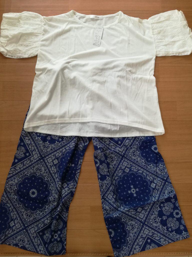 損切りしたクロスプラス(3320)から株主優待のパジャマが到着!