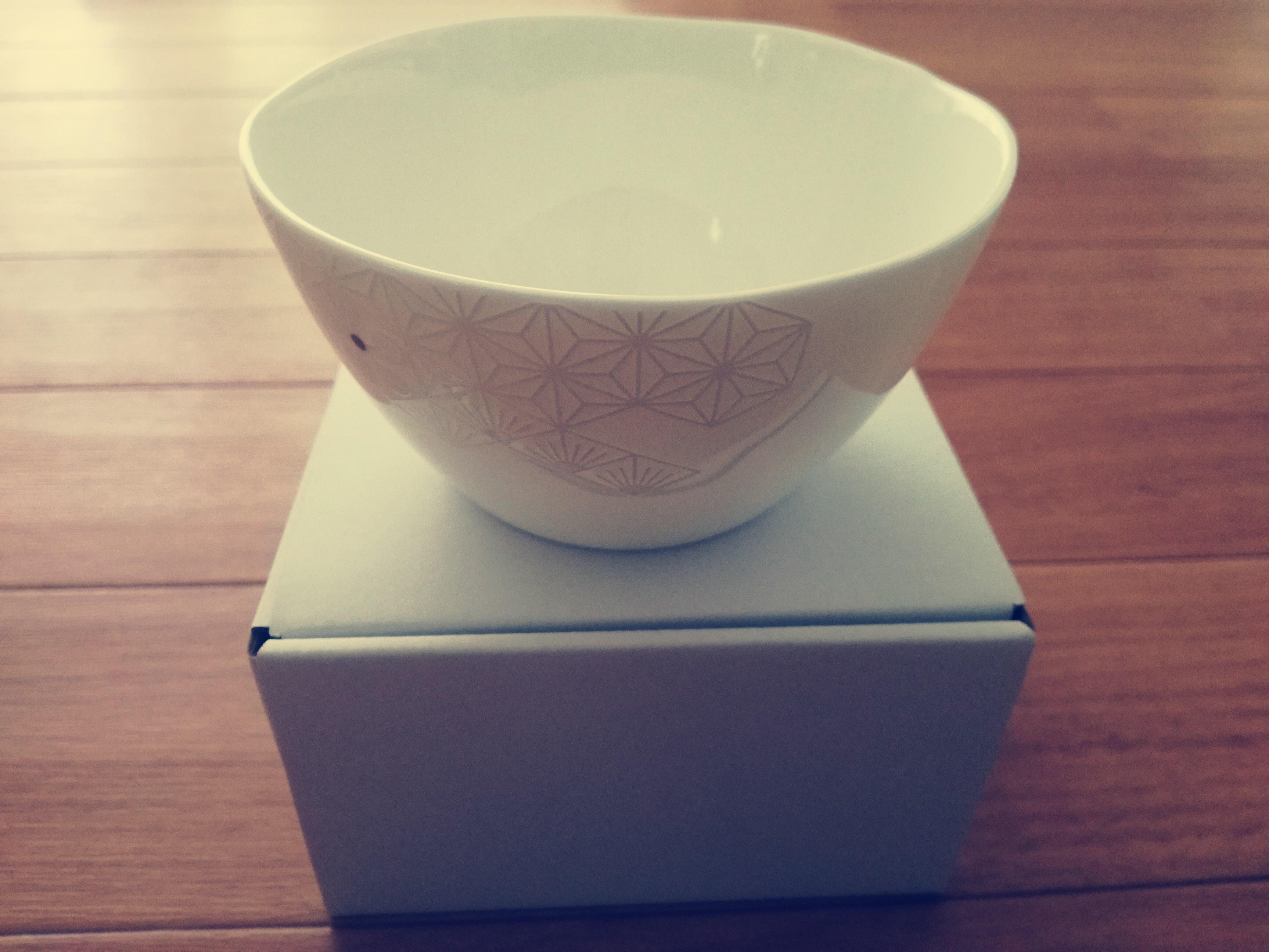 三谷産業(8285)から株主優待のニッコー陶磁器製品が到着!